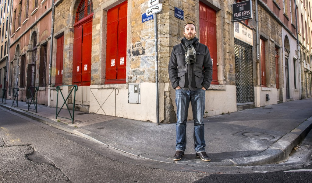 Ludovic Villard | Clot Dumenge, rue Dumenge  | © Octo Kunst