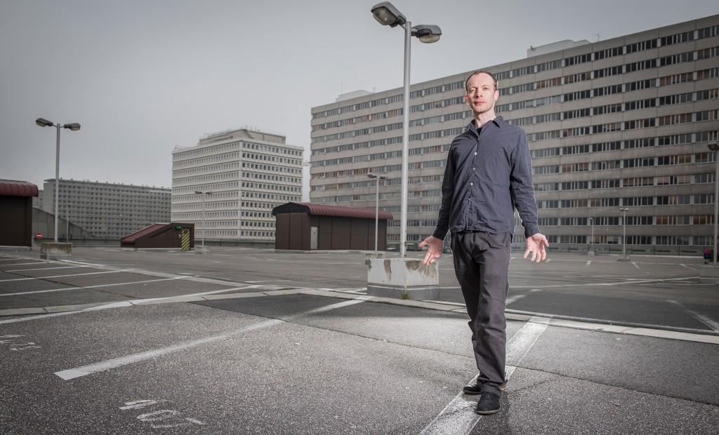 Tristan Perreton | Parking du centre commercial Part Dieu | © Octo Kunst